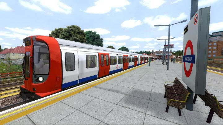 A day on the Met – five scenarios for the Just Trains Metropolitan line