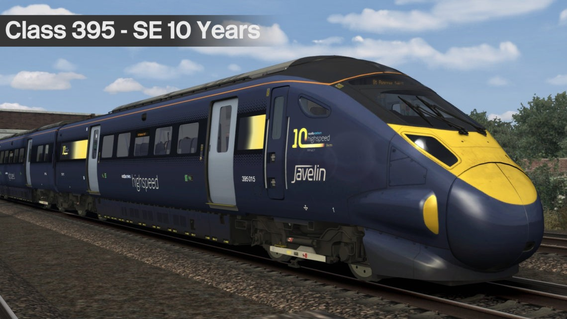 Class 395 – Southeastern 10 Years