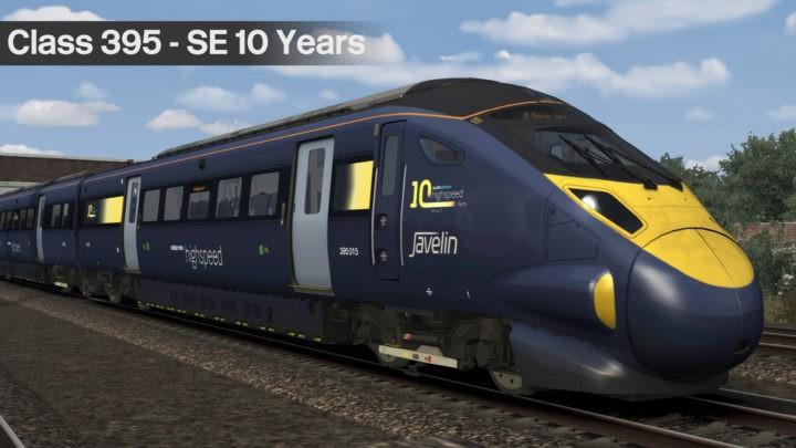 Class 395 – Southeastern 10 Years