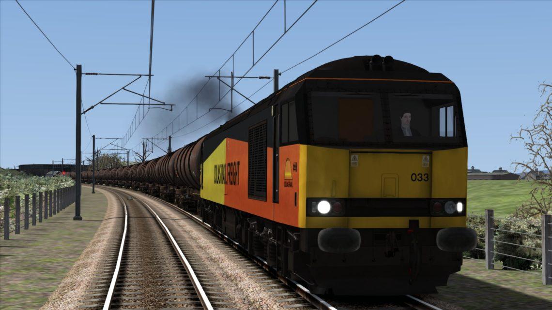 606O 0832 Dalston Oil Terminal to Grangemouth Ineos
