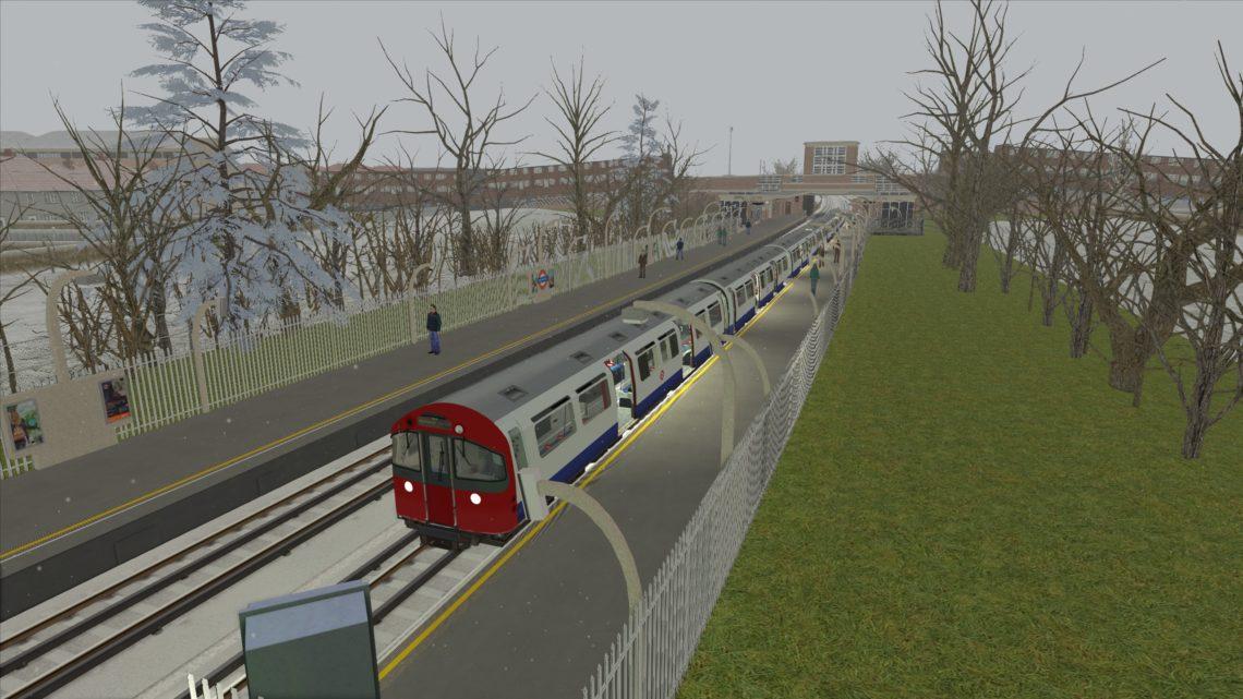 341. Rayners Lane to Uxbridge, return