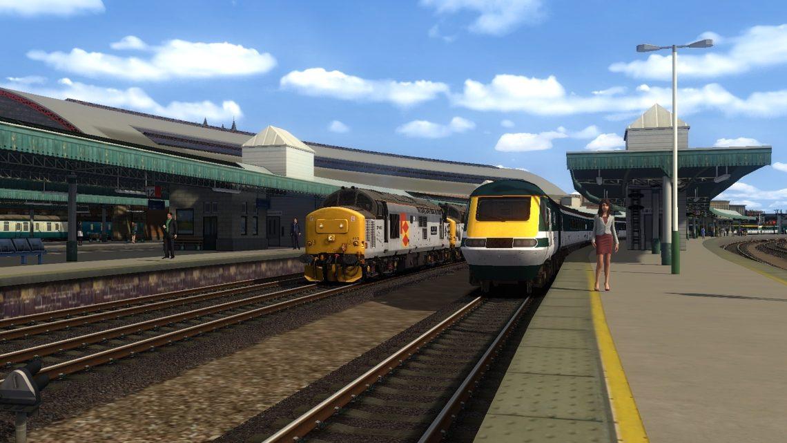 MLH01: 6V22 Irvine to Burngallow