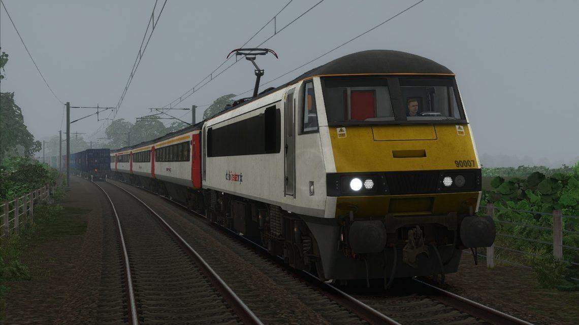 1P11 – 06:48 Norwich to London Liverpool Street