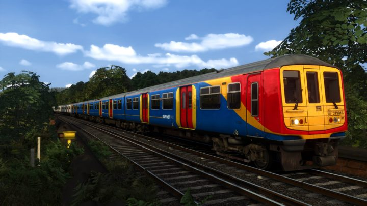 [FICTIONAL] Class 319 South West Trains Livery Pack