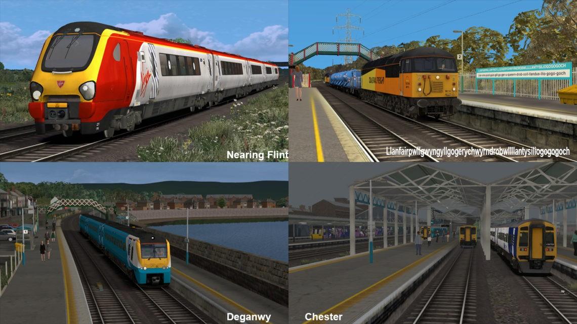 North Wales Coastal Scenario Pack (No. 1)