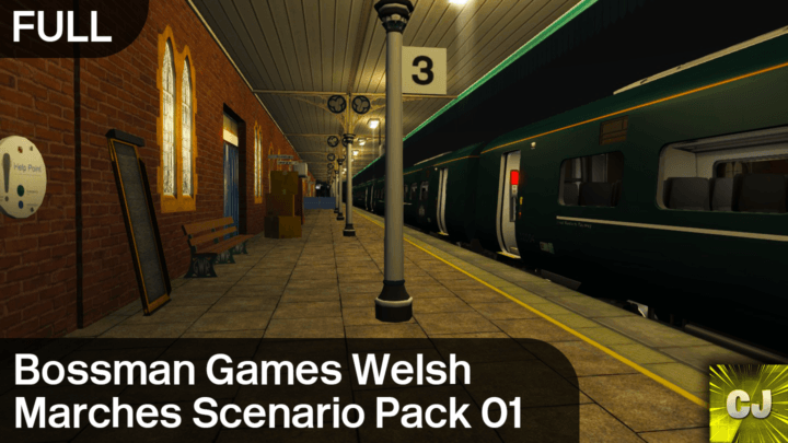 Welsh Marches Scenario Pack 01