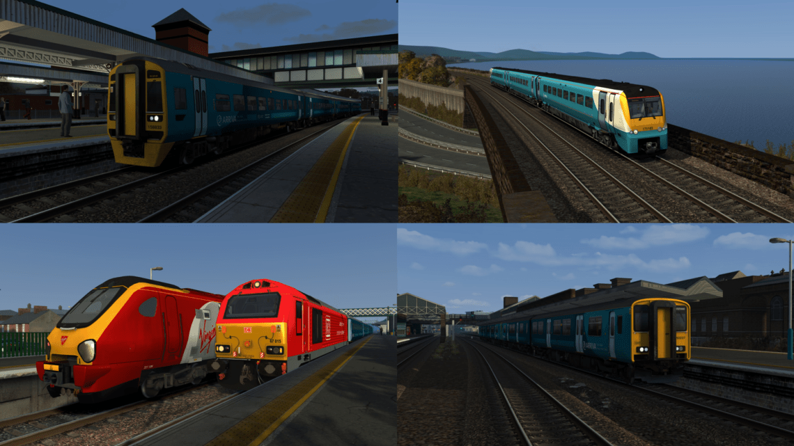 North Wales Coastal Scenario Pack