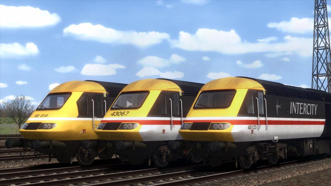 Class 43 ECML 'DVTs'