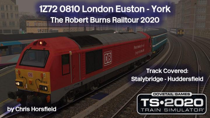 The Robert Burns Railtour 2020