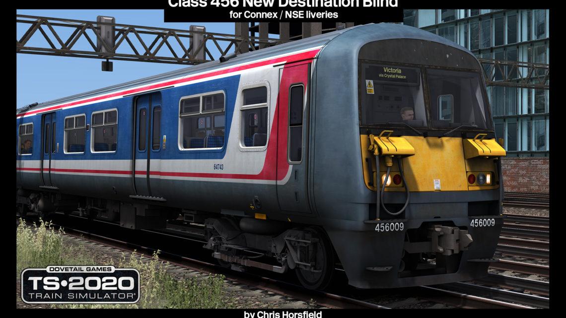 Class 456 New Destination Blind