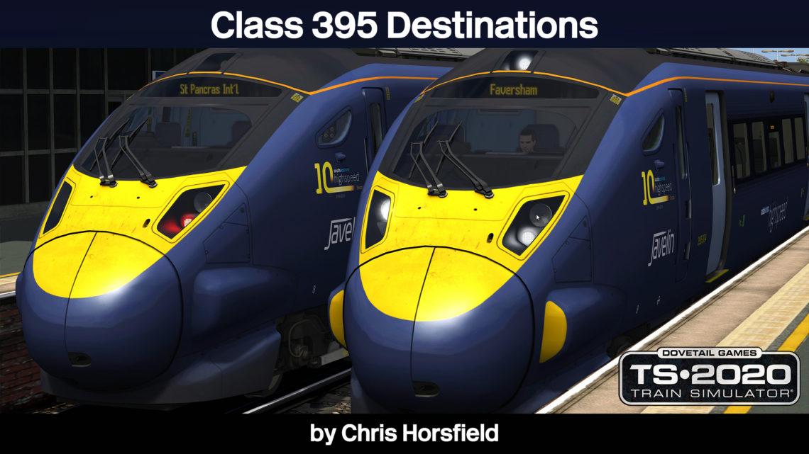 Class 395 Destinations