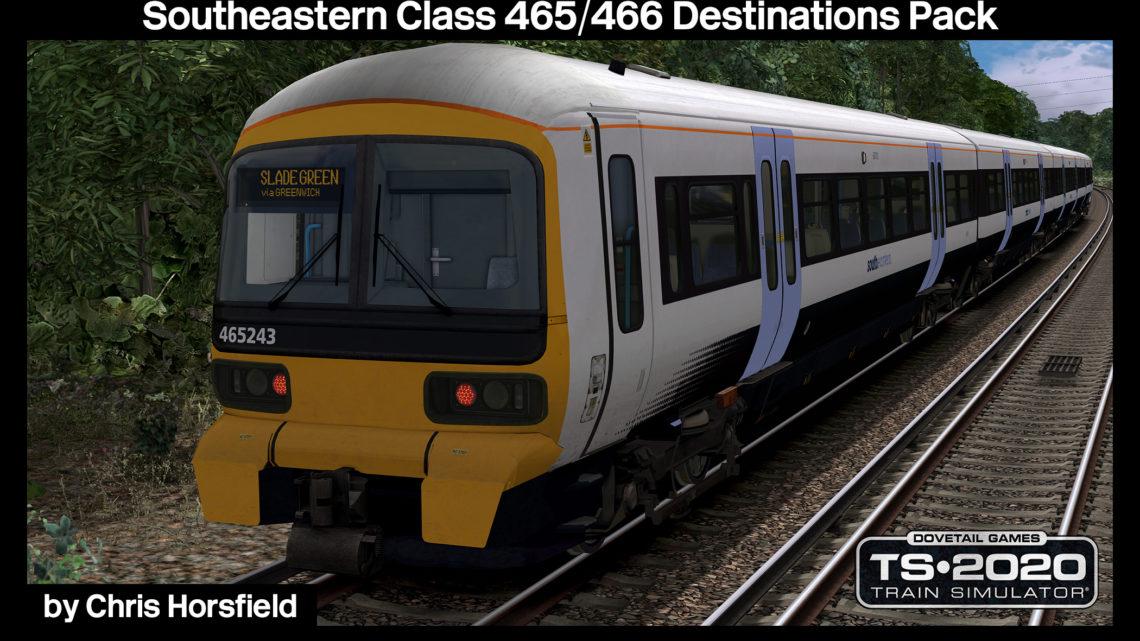 Southeastern Class 465/466 Destinations