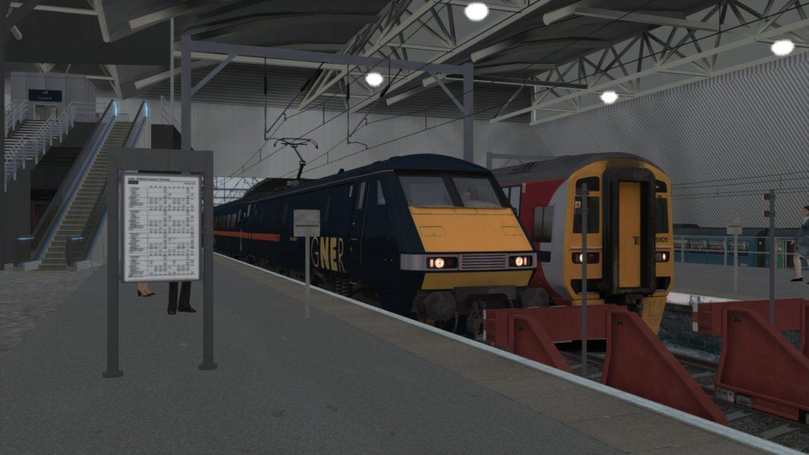 2C11: 08:15 Harrogate – Leeds (WYPTE)