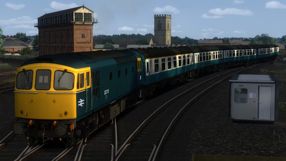 1M73 1710 Cardiff Central – Crewe Part 2
