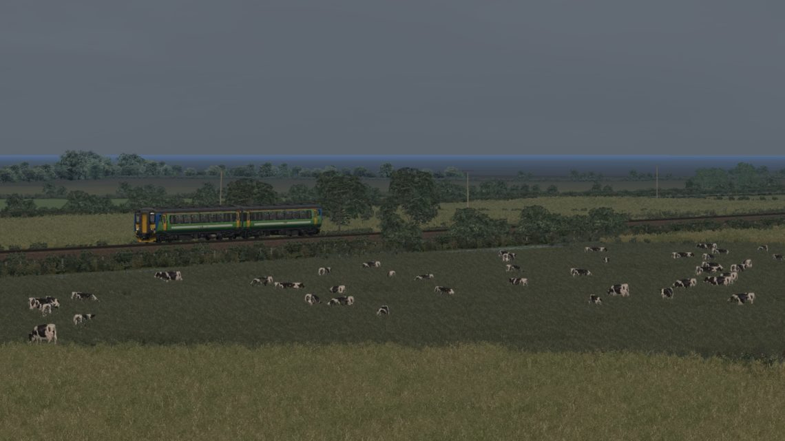 2P39 2017 Great Yarmouth to Norwich