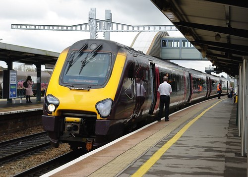 1L98 0624 Bristol Temple Meads – Stansted Airport
