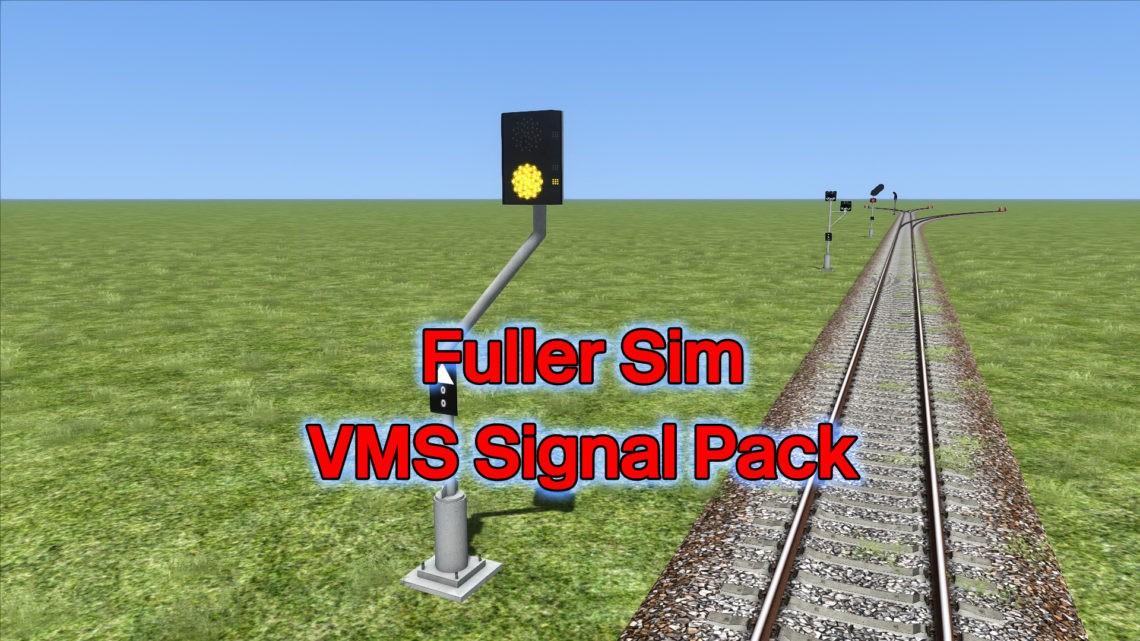 Fuller Sim VMS Signal Pack