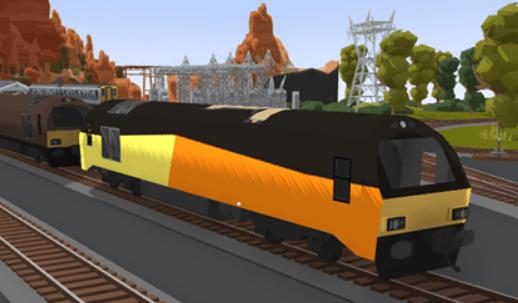 Rolling Line – Class 67 Skip