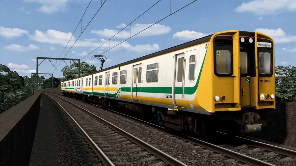 Class 313 Intalink Promotional Livery