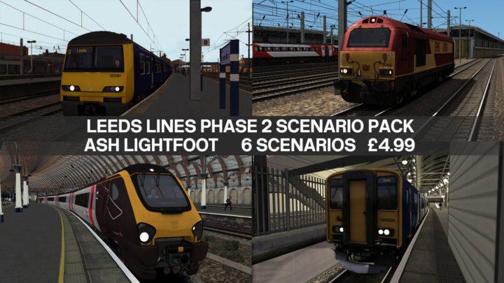 Leeds Lines (Doncaster Leeds York) Phase 2 Scenario Pack
