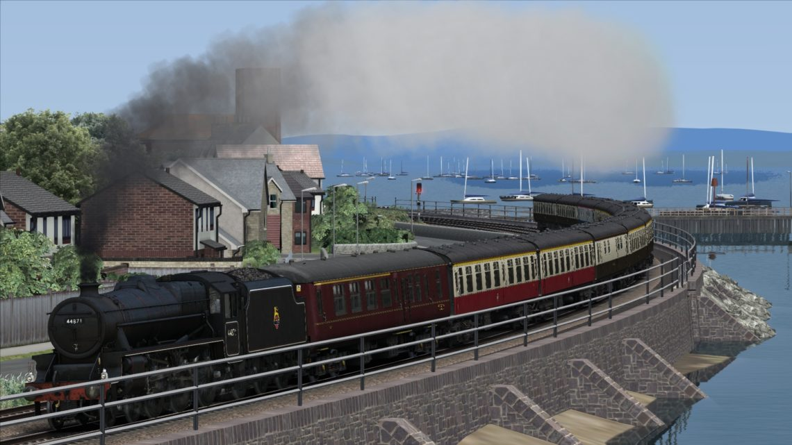 1Z70 BRI – KGW – 44871 'The Torbay Express'