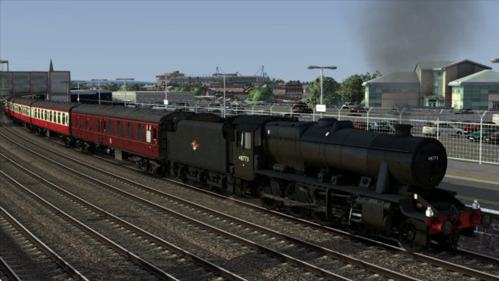 1Z34 12.35 Llandrindod Wells – Shrewsbury (1998)