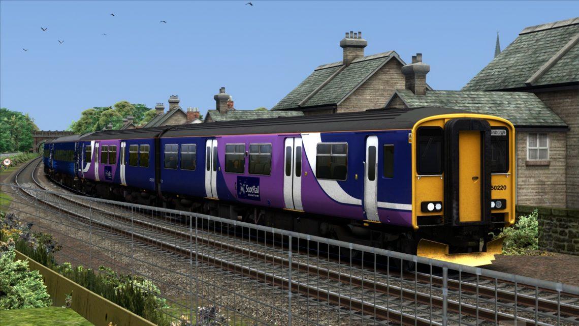 Class 150 Scotrail Pack (Fictional)