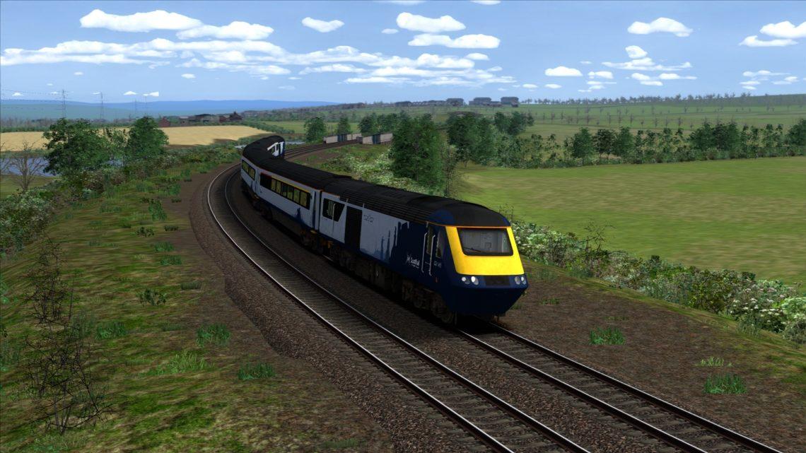 1B52 09:44 Inverness to Edinburgh
