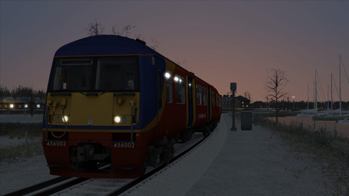 1J05 06:59 Brockenhurst To Lymington Pier