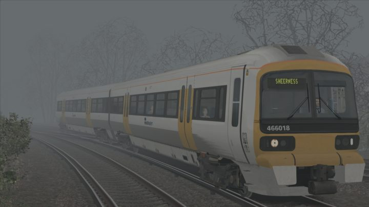 2D15 07:55 Sittingbourne To Sheerness-on-Sea