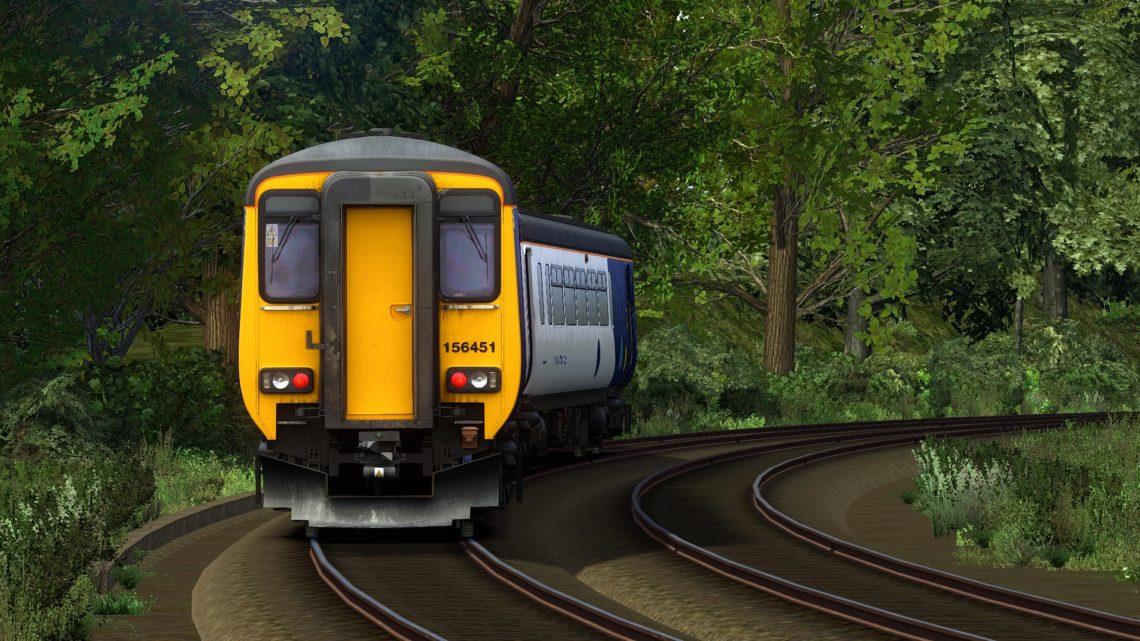 2D95 1134 Nunthorpe to Darlington