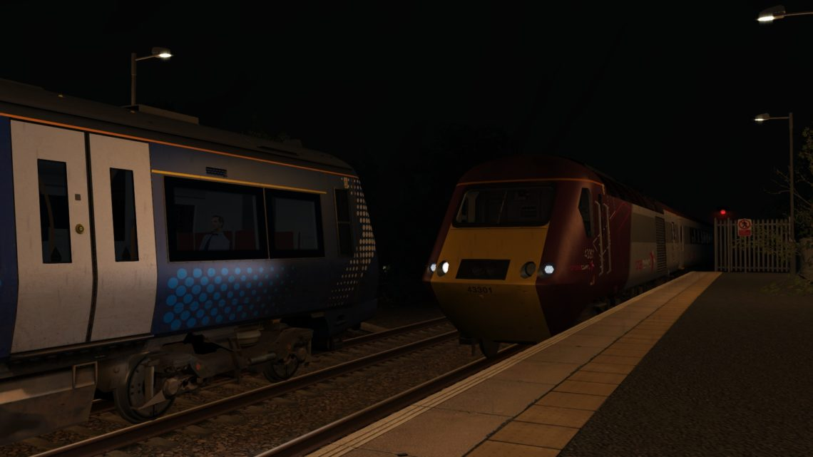 5S49 21:52 Dundee-Craigentinny T.&R.S.M.D
