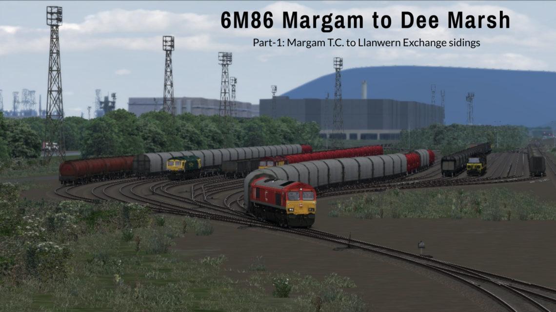 6M86 Margam to Dee Marsh