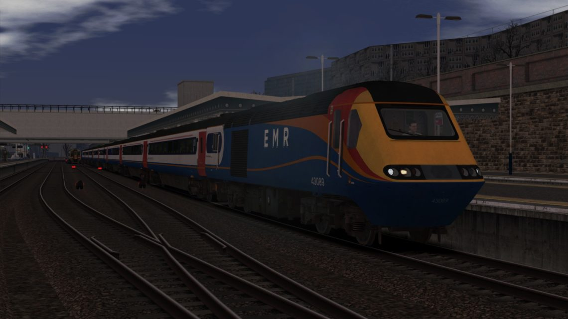 1C15 0519 Leeds to St Pancras International