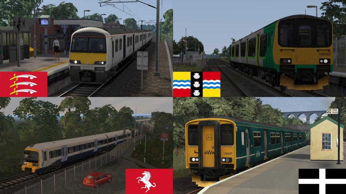Least Used Stations Scenario Pack
