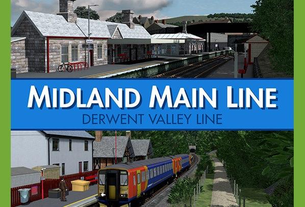 Just Trains Midland Main Line Derwent Valley Line