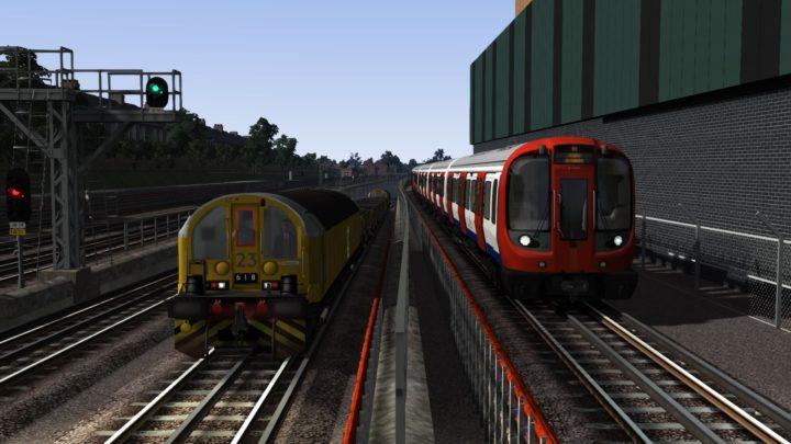 London Underground Metropolitan Line Test Train Operator Scenario Pack