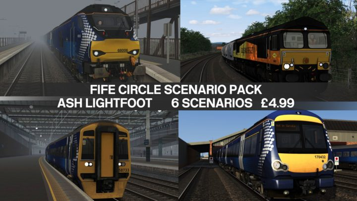Fife Circle Line Route Scenario Pack