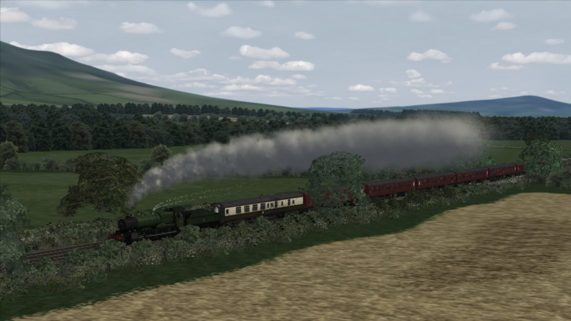 "1Z53 14.38 Bristol Temple Meads – Bridgnorth ""Severn Valley Wanderer"" (2007)"