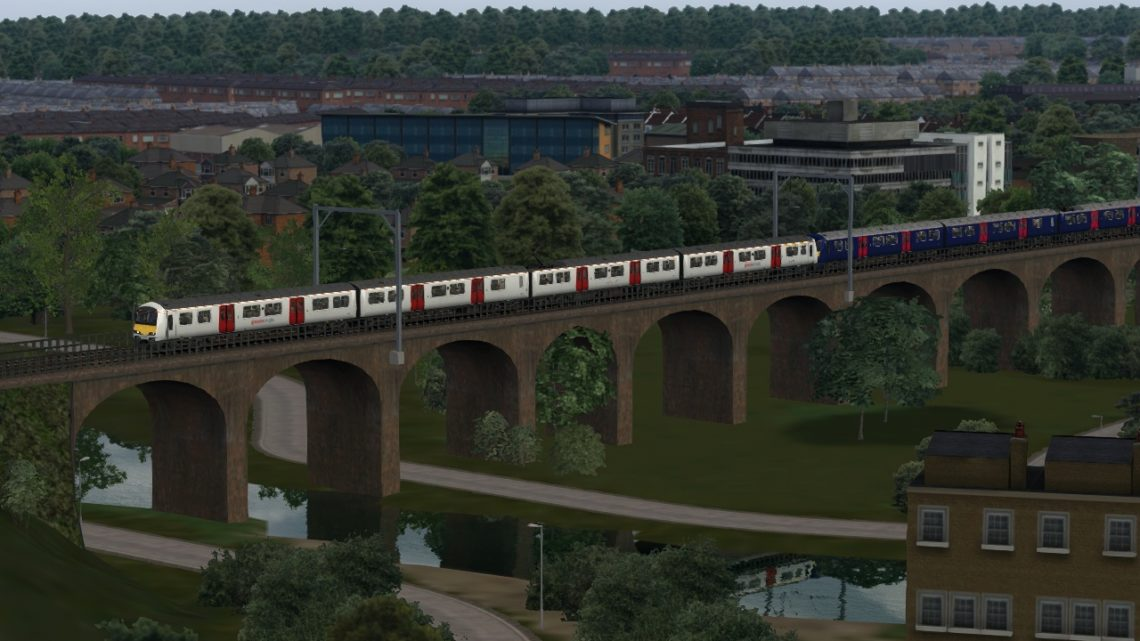 1Y17 08:10 Stowmarket to London Liverpool Street