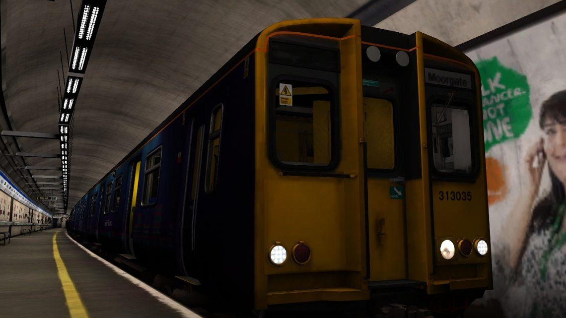 2B12 07:05 Moorgate-Hertford North