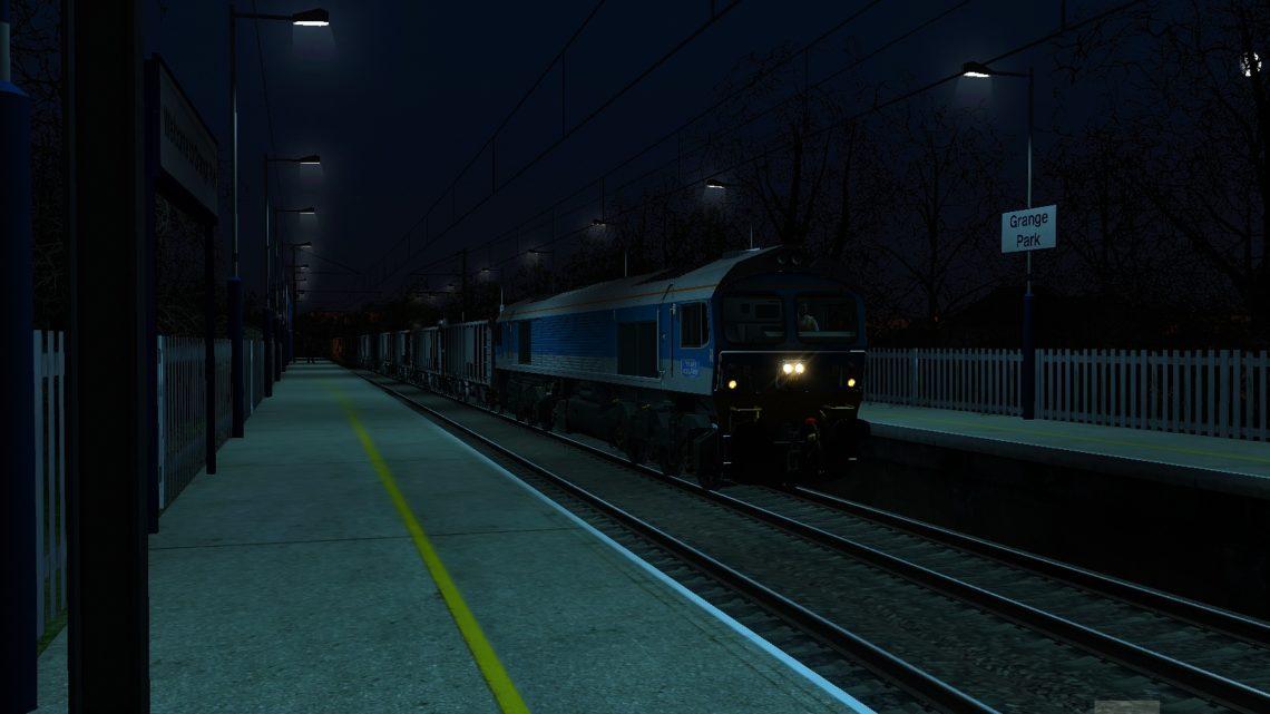MLH01: 6E59 Merehead to Hitchin Yard for ECMLS & Hertford Loop V1