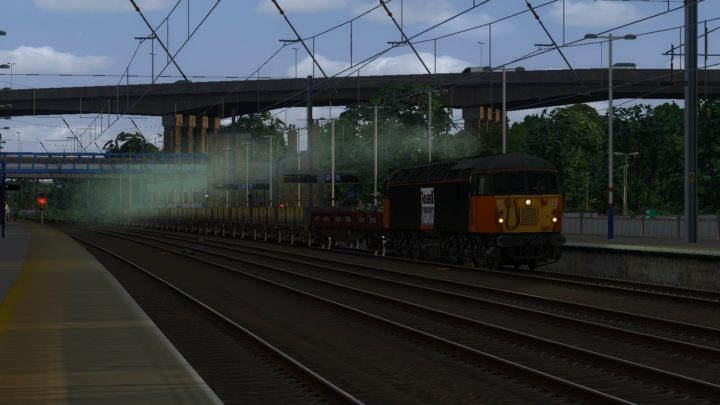 MLH04 Part 1: 6E21 Heck Plasmoor to Bow for ECMLS & Hertford Loop