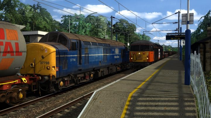 MLH04 Part 2: 6E21 Heck Plasmoor to Bow for ECMLS & Hertford Loop