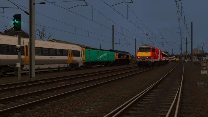 MLH03: 5Q90 Tonbridge to Doncaster for ECMLS & Hertford Loop.