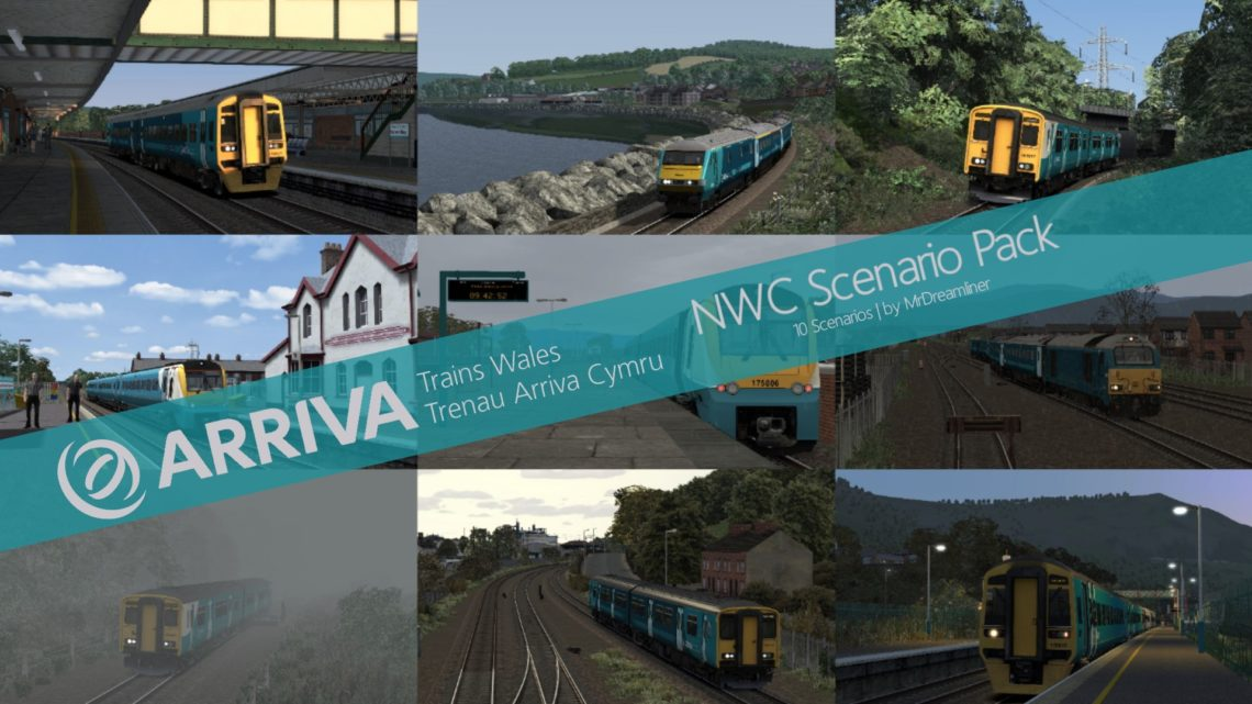 North Wales Coastal – Arriva Trains Wales Scenario Pack