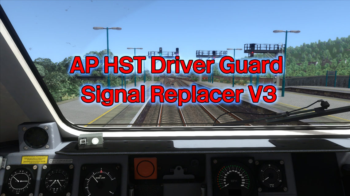 AP HST Driver Guard Signal Replacer – V3