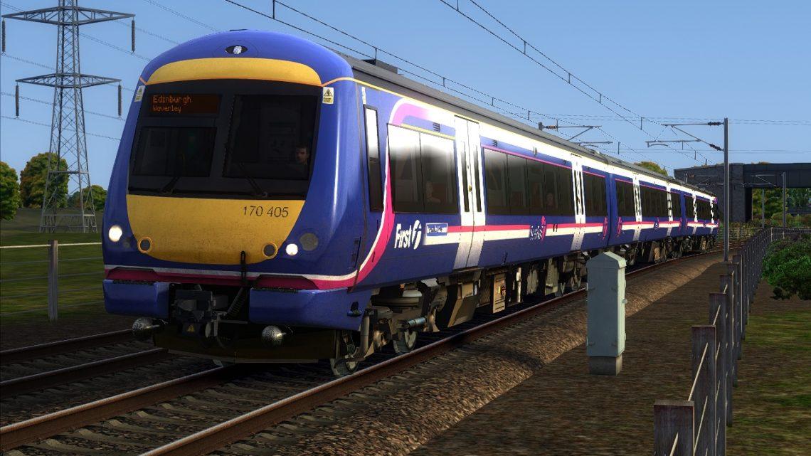 2Y07 – 15:18 North Berwick to Edinburgh Waverley *SUBSCRIPTION ONLY*