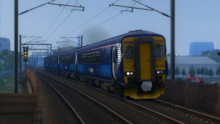 1L52 – 06:08 Carlisle to Glasgow Central *SUBSCRIPTION ONLY*