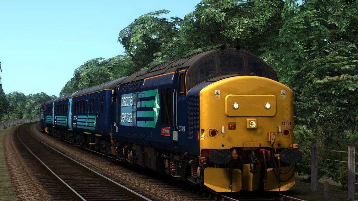 2J75 11:46 Lowestoft to Norwich (37)